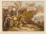 Physical Aid... by James Gillray - print