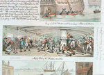 Middle-deck of the man-of-war 'Hector' by William Heysham Overend - print