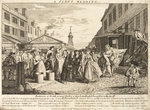 A Fleet Wedding Between a brisk young sailor & his Landlady's Daughter at Rederiff by Henry Stacey Marks - print