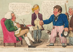 The Sailor's Defence by George Cruikshank - print