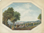 Greenwich from the Point, circa 1820 by Clarkson Stanfield - print