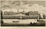Greenwich Hospital by Edward Hawke Locker - print