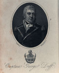 Captain George Duff by Samuel Drummond - print