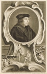 Thomas Cromwell, Earl of Essex by C. Lempriere - print