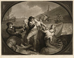The Sailors Farewell by Henry Singleton - print