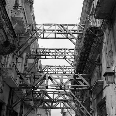 Old Havana Architecture, Cuba Fine Art Print by Paul Cooklin