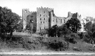 Ludlow Castle, Shropshire, England Postcards, Greetings Cards, Art Prints, Canvas, Framed Pictures, T-shirts & Wall Art by National Maritime Museum