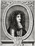 Charles II, King of Great Britain and Ireland Wall Art & Canvas Prints by English School