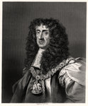 Charles II, King of Great Britain and Ireland Wall Art & Canvas Prints by John de Critz