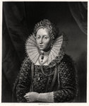 Queen Elizabeth I Fine Art Print by Joseph Wright of Derby