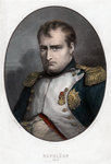 Napoleon Bonaparte Fine Art Print by French School