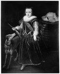 King Charles I as a boy Wall Art & Canvas Prints by Janet and Anne Johnstone