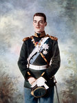 Grand Duke Michael Alexandrovich of Russia Fine Art Print by French School
