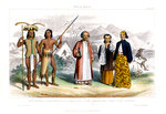 Malay Race Wall Art & Canvas Prints by James Edwin McConnell