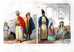 Caucasian Race, Kurds and Persians Fine Art Print by Carl Haag