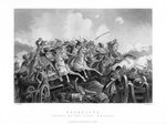 The Charge of the Light Brigade, Battle of Balaclava, Crimean War Fine Art Print by Ron Embleton