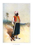 West India Regiment Fine Art Print by English Photographer