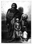 Zanzibar Arab family Fine Art Print by Carl Haag