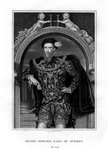 Henry Howard, Earl of Surrey, English aristocrat and poet Fine Art Print by Philipp Otto Runge