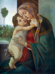 The Virgin and Child Fine Art Print by Bernardino Luini
