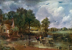 The Hay Wain Fine Art Print by Jan or Joan Hackaert