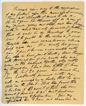 Letter from William Wordsworth on the death of Samuel Taylor Coleridge Fine Art Print by Harry Green