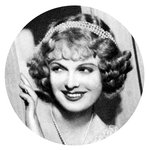 Anna Neagle, English actress and singer Wall Art & Canvas Prints by Sir Frank Dicksee