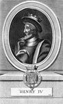 Henry IV, King of France Fine Art Print by French School
