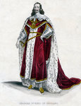 King Charles I Fine Art Print by English School