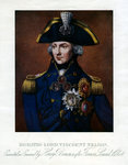 Horatio Nelson, 1st Viscount Nelson, English naval commander Fine Art Print by James Gillray