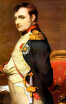 Napoleon Bonaparte, French general and Emperor Fine Art Print by Anne Louis Girodet de Roucy-Trioson