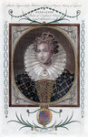 Queen Elizabeth of England Fine Art Print by Sir Frank Dicksee