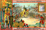 Episodes in the history of Belgium up until the 13th century: John I of Brabant Fine Art Print by Graham Coton