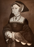 Jane Seymour Fine Art Print by William the Younger Holl