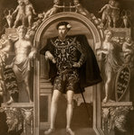 Henry Howard, Earl of Surrey Fine Art Print by Philipp Otto Runge