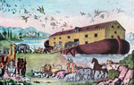 Noah's Ark Fine Art Print by Edouard Travies