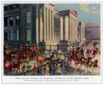 The Royal Mails at London General Post Office Fine Art Print by French School