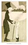 William Wordsworth in the Lake District, at Cross-Purposes Fine Art Print by Harry Green