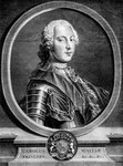 Prince Charles Edward Stuart, commonly known as Bonnie Prince Charlie Poster Art Print by J. Williams