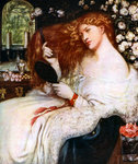 Lady Lilith Wall Art & Canvas Prints by Herbert James Draper