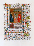 Adoration of the Magi Fine Art Print by Lucas, the Elder Cranach