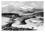 The Dui Valley, Sakhalin, Russia Fine Art Print by Otto Hesselbom