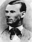 Jesse James, American outlaw Fine Art Print by American Photographer