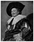 The Laughing Cavalier Fine Art Print by Lambert Cornelis