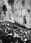 The Wailing Wall, Jerusalem Postcards, Greetings Cards, Art Prints, Canvas, Framed Pictures, T-shirts & Wall Art by Joris Hoefnagel