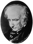 William Wordsworth, English poet Fine Art Print by Harry Green
