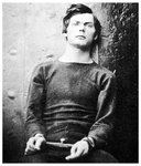 Lewis Powell, member of the Lincoln assassination plot Fine Art Print by Armand de Polignac