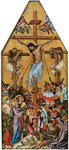 The Kaufmann Crucifixion Wall Art & Canvas Prints by French School