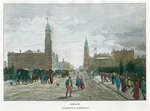 Adelaide, South Australia, Australia Fine Art Print by Flemish School