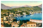 Lugano, Switzerland Fine Art Print by Philip James Loutherbourg